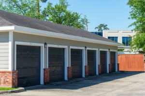 One Bedroom Apartments for Rent in Conroe, TX - Detached Garages (2)