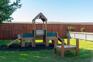 One Bedroom Apartments for Rent in Conroe, TX - Dog Park