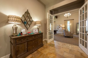 Two Bedroom Apartments for Rent in Conroe, TX - Clubhouse Interior Foyer & Lounge Entrance