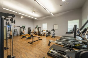 Two Bedroom Apartments for Rent in Conroe, TX - Fitness Center