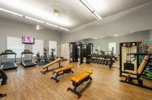 Two Bedroom Apartments for Rent in Conroe, TX - Fitness Center (2)