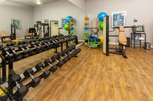 Two Bedroom Apartments for Rent in Conroe, TX - Fitness Center (3)