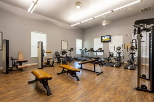 Two Bedroom Apartments for Rent in Conroe, TX - Fitness Center (4)