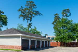 One Bedroom Apartments for Rent in Conroe, TX - Detached Garages
