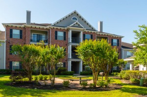One Bedroom Apartments for Rent in Conroe, TX - Exterior Building