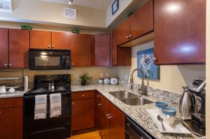Three Bedroom Apartments for Rent in Conroe, TX - Model Kitchen (2)